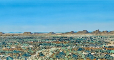 Karoo | A solo exhibition by Bruce Backhouse